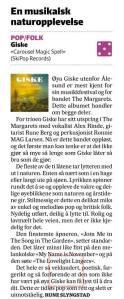 FAKSIMILE: Fædrelandsvennen